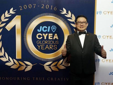 Junior Chamber International Creative Young Entrepreneur Award 2016 (JCI CYEA)