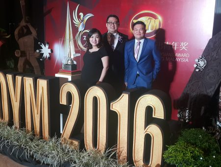 JCIM Ten Outstanding Young Malaysian (TOYM) Awards 2016